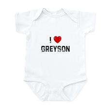 I * Greyson Infant Bodysuit