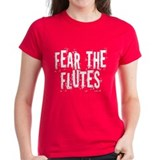 Fear The Flutes Tee