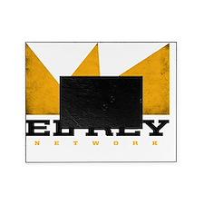 el rey logo black Picture Frame