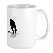 Hockey Players Silouettes Mug