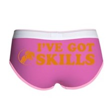 Cool Show Jump vector designs Women's Boy Brief