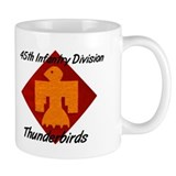 Mug w/ 120th Engineers & Thunderbird
