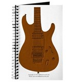 """Sculp.Bronze"" Guitar Journal"