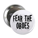 Funny Oboe Fear Button