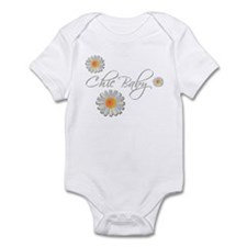 Chic Baby Turtledove Infant Bodysuit