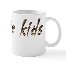 zombie kids Mug