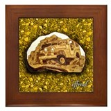Off Road... Framed Tile