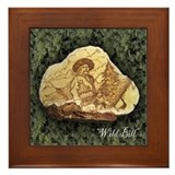 Wild Bill... Framed Tile