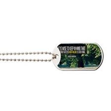 275-Babson: Keep In Mind Dog Tags