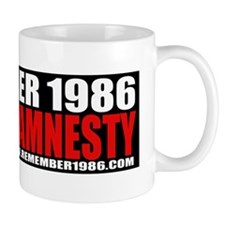 REMEMBER 1986 - STOP THE LIES Mug