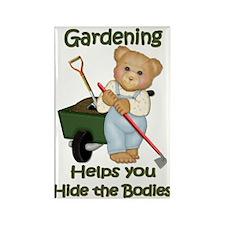 Garden Tips #2 Rectangle Magnet