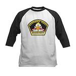 Sacramento County Sheriff Kids Baseball Jersey