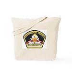 Sacramento County Sheriff Tote Bag