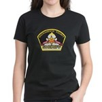 Sacramento County Sheriff Women's Dark T-Shirt