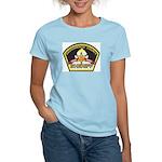 Sacramento County Sheriff Women's Light T-Shirt