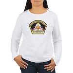 Sacramento County Sheriff Women's Long Sleeve T-Sh