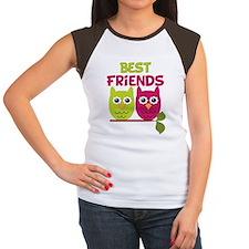 Best Friends Owls Tee
