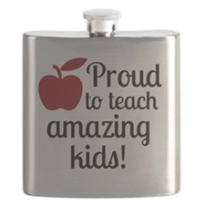 Proud Teacher Flask