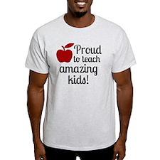 Proud Teacher T-Shirt