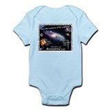 Awesome God Infant Onesie