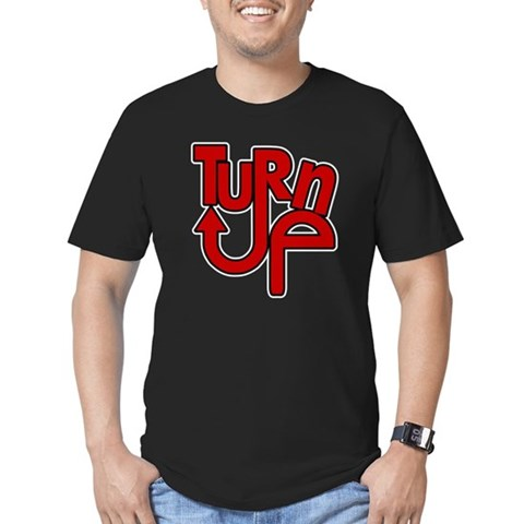 Turn Up Red T-Shirt
