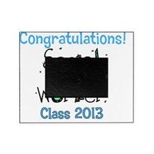 social worker grad congrats Picture Frame