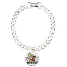 Lyme Disease Puppy Group Bracelet