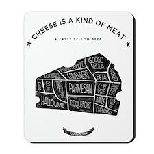 Cheese chart Mousepad