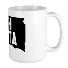 South Dakota Block Mug