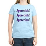 Appreciation T-Shirt