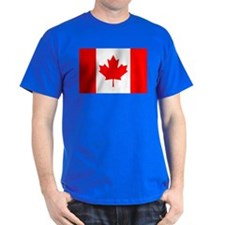 Unique Canada hockey T-Shirt