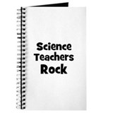 Science Teachers Rock Journal