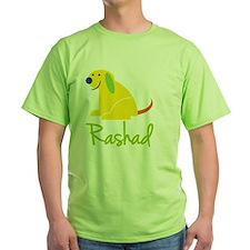 Rashad Loves Puppies T-Shirt