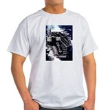 USS Eisenhower Ship's Image T-Shirt