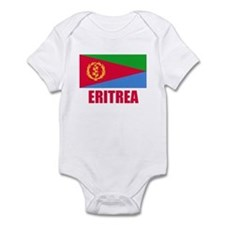 Eritrea Flag Infant Bodysuit
