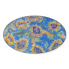 Dance of the Sunflowers Decal
