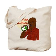 One-Pack Wolfman Tote Bag