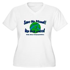 Unique Save the planet T-Shirt