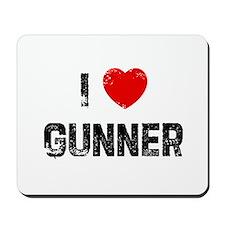 I * Gunner Mousepad