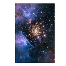 Celestial Fireworks Postcards (Package of 8)