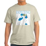 Expecting Blue Light T-Shirt