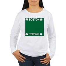 Boston Strong Shamrock T-Shirt