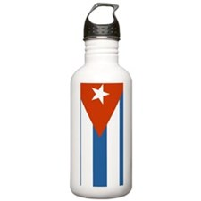 Cuba Flag iPhone 5 Cas Water Bottle