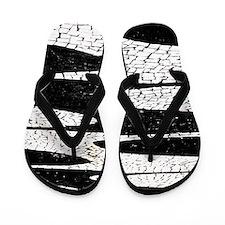 Portuguese pavement Flip Flops