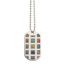 Wild Hearts Poster Dog Tags