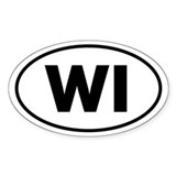 Wisconsin Bumper Stickers