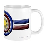 Philippine Shield - Small Mugs