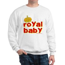 royal baby1 Sweatshirt