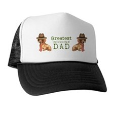 dachshund dad Trucker Hat