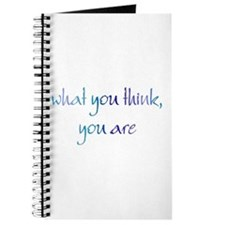 What You Think Journal